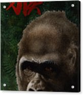 The Year Of The Monkey... Acrylic Print by Will Bullas
