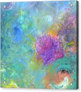 Thoughts Of Heaven Acrylic Print by Jason Stephen