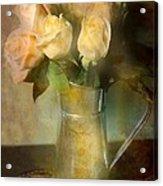 Ti Amo Acrylic Print by Diana Angstadt
