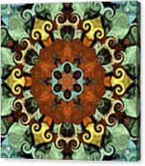 Tourlidou S01-01 Acrylic Print by Variance Collections