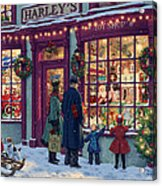 Toy Shop Variant 2 Acrylic Print by Steve Read
