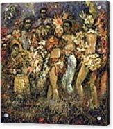 Tropicana Havana Acrylic Print by Tomas Castano