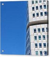 Turning Torso Skyscraper Acrylic Print by Antony McAulay
