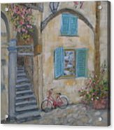 Tuscan Delight Acrylic Print by Mohamed Hirji
