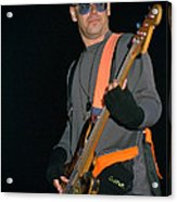 U2-adam-gp24 Acrylic Print by Timothy Bischoff