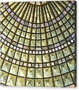 Union Station Skylight Acrylic Print by Karyn Robinson