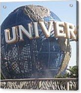 Universal Orlando Resort - 12125 Acrylic Print by DC Photographer