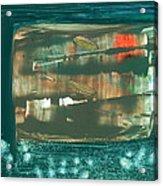 Untitled #23 Acrylic Print by Kongtrul Jigme Namgyel