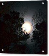 Valley Of The Moon Acrylic Print by Maria Urso