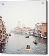Venice Italy Acrylic Print by Michele Aristy