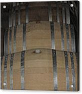 Vineyards In Va - 121218 Acrylic Print by DC Photographer