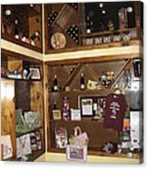 Vineyards In Va - 12124 Acrylic Print by DC Photographer