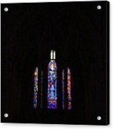 Washington National Cathedral - Washington Dc - 011334 Acrylic Print by DC Photographer