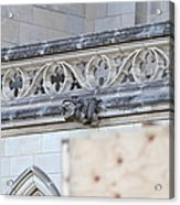 Washington National Cathedral - Washington Dc - 01134 Acrylic Print by DC Photographer