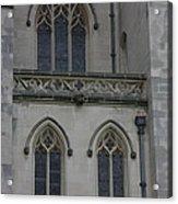 Washington National Cathedral - Washington Dc - 011358 Acrylic Print by DC Photographer