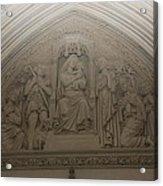 Washington National Cathedral - Washington Dc - 011366 Acrylic Print by DC Photographer