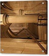 Washington National Cathedral - Washington Dc - 011375 Acrylic Print by DC Photographer