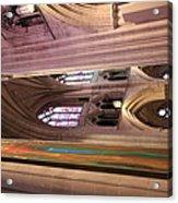 Washington National Cathedral - Washington Dc - 011382 Acrylic Print by DC Photographer