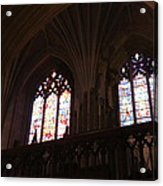 Washington National Cathedral - Washington Dc - 011399 Acrylic Print by DC Photographer