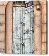 What To See And Do In New Orleans Acrylic Print by Brenda Bryant