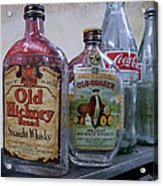 Whisky And Coke Acrylic Print by Daniel Hagerman