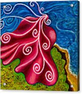 Winds Of Change Acrylic Print by Annette Wagner