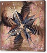 Winds Of Change Acrylic Print by Deborah Benoit
