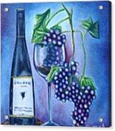 Wine Dance Acrylic Print by Ruben Archuleta - Art Gallery