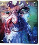 Wizzlewump Acrylic Print by Frank Robert Dixon