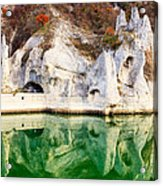 Wonderful Rocks Acrylic Print by Evgeni Dinev