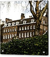 Yeoman Warders Quarters Acrylic Print by Christi Kraft
