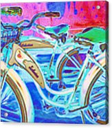Yesterday It Seemed Life Was So Wonderful 5d25760 Acrylic Print by Wingsdomain Art and Photography
