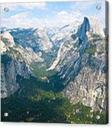 Yosemite Summers Acrylic Print by Heidi Smith