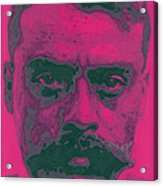 Zapata Intenso Acrylic Print by Roberto Valdes Sanchez