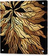 Zen Blossom Acrylic Print by Brenda Bryant