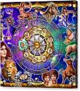 Zodiac 2 Acrylic Print by Ciro Marchetti