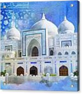 Zulfiqar Ali Bhutto Acrylic Print by Catf