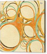 Abstract Circle Acrylic Print by Setsiri Silapasuwanchai