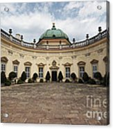 Buchlovice Castle Acrylic Print by Michal Boubin
