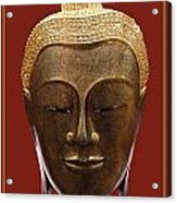 Buddha's Pleasure Acrylic Print by Allan Rufus