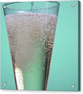 Carbonated Drink Acrylic Print by Photo Researchers, Inc.