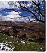 Comeragh Mountains, County Waterford Acrylic Print by Richard Cummins