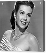 Easter Parade, Ann Miller, 1948 Acrylic Print by Everett