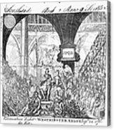 George IIi: Coronation, 1761 Acrylic Print by Granger