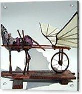 Jabber Box Acrylic Print by Jim Casey
