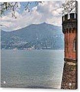 Lago Di Como Acrylic Print by Joana Kruse