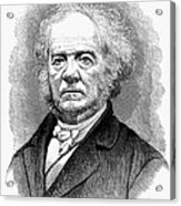 Lewis Tappan (1788-1873) Acrylic Print by Granger
