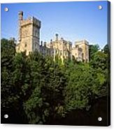 Lismore Castle, Co Waterford, Ireland Acrylic Print by The Irish Image Collection