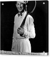 Maurice Chevalier, Ca. Early 1930s Acrylic Print by Everett