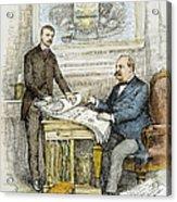 Nast: Civil Service Reform Acrylic Print by Granger